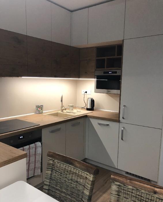 Prenájom 3 izb byt v novostavbe vo vybornej lokalite Nivy (novostavba Jarabinky). Vratane 2x parking a murovanej p