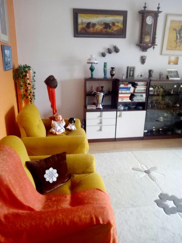 Prenájom 2-izb.bytu v Dúbravke s internetom