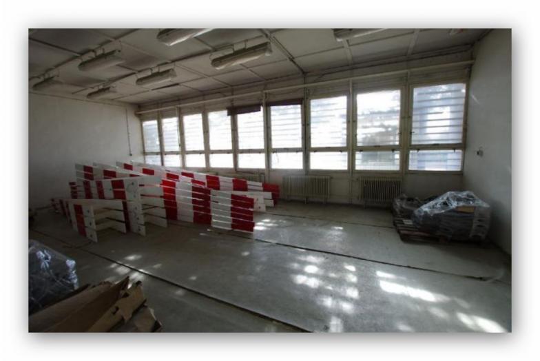 Výrobné alebo skladové priestory