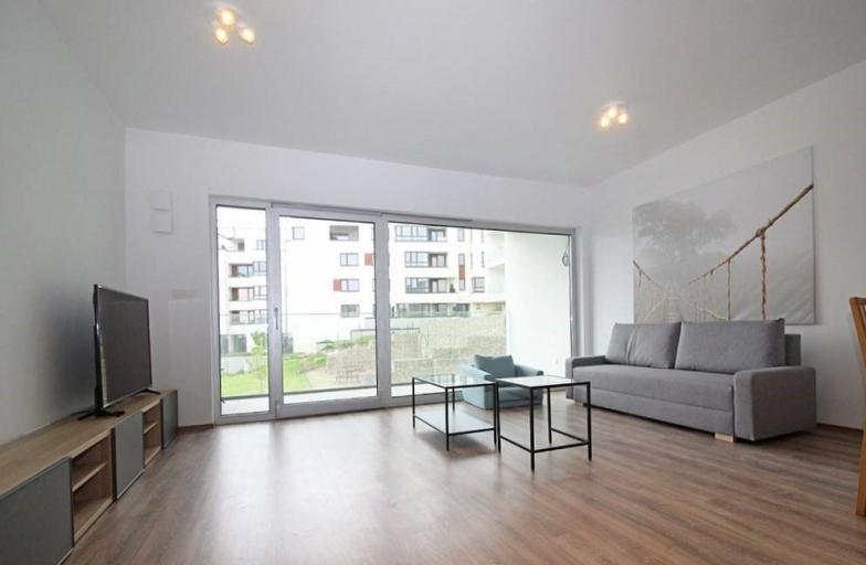 Prenajom nového 4 izbového bytu v lokalite Nova Koliba ulica Pod vtacnikom , výmera