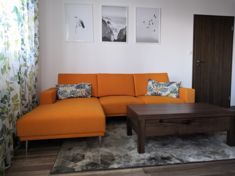 Na prenájom 3-izbový byt v novostavbe PREMIÉRE na Šancovej ulici v Starom Meste