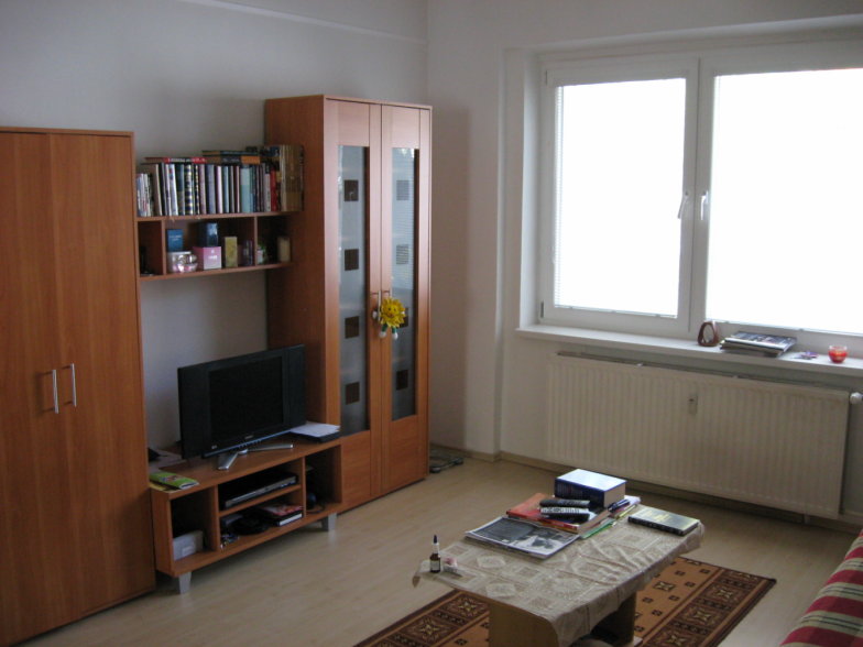 Prenájom kompletne zrekonštruovaného 1 izbového bytu vo vyhľadávanej lokalite Ružinov, Trenčianská ulica