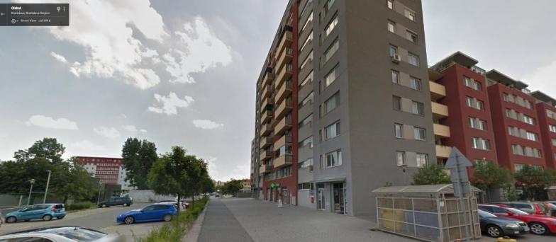 Ponuka. Prenajom pekného svetlého 1,5 izb. 47m2 byt novostavbe 4/9 v Ružinove (pri hoteli Bratislava)