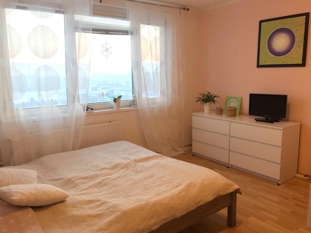 Prenaj.1-izb.byt na Znievskej v Petržalke