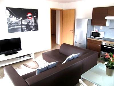 2- izb zariadený byt v NOVOSTAVBE blízko POLUS