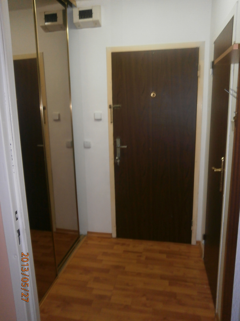 Prenajom 1-izbového bytu