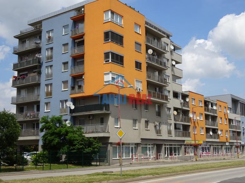 Garážove státie, novostavba, Kazanská 5b