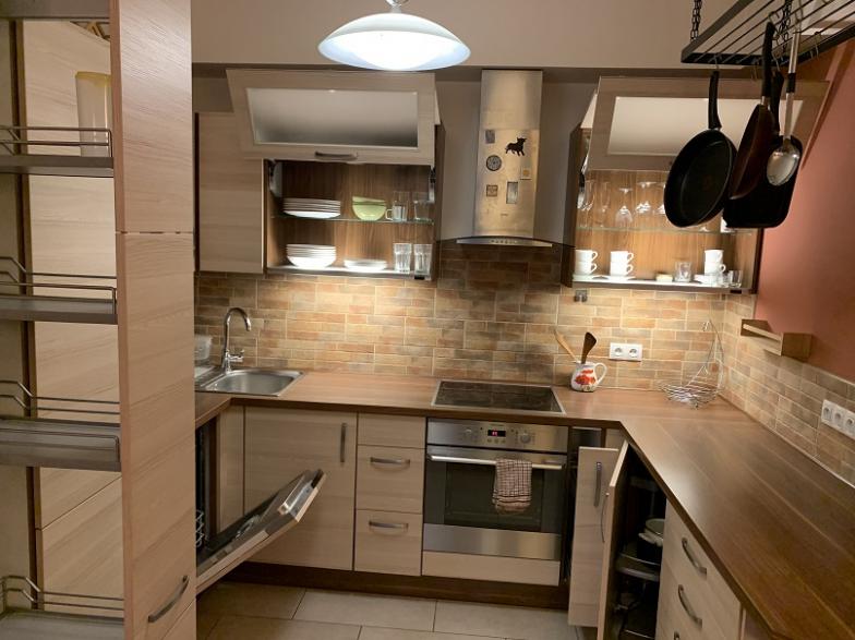 Prenájom 2 izbového bytu v 10 ročnej novostavbe Mlynské Luhy v Ružinove vrátane parkovacie miesto